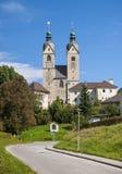 Maria Saal kyrka, Klagenfurt, Österrike Royaltyfria Bilder