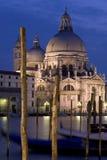 Maria Salute. In Venice, Italy Royalty Free Stock Photos