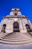 Maria Santissima della Visitazione Catedral de Enna Imagens de Stock