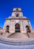 Maria Santissima della Visitazione Catedral de Enna Fotos de Stock Royalty Free