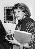 Maria Schell Lizenzfreie Stockfotos