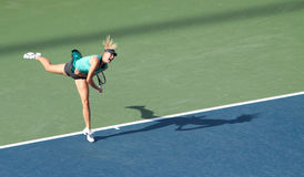 Maria Sharapova Immagine Stock