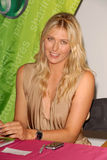 Maria Sharapova Royalty-vrije Stock Foto's