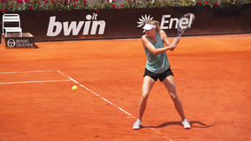 Maria Sharapova Fotos de Stock Royalty Free
