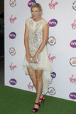 Maria Sharapova Stock Photo