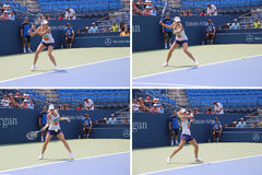 Maria Sharapova Fotografia de Stock Royalty Free