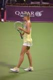 Maria Sharapova stock image