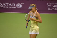 Maria Sharapova Royalty Free Stock Image
