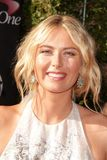 Maria Sharapova Photographie stock