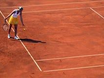 Maria Sharapova Royalty-vrije Stock Fotografie