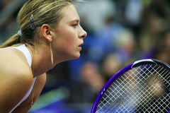 Maria Sharapova. Russian tennis player Royalty Free Stock Images