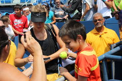 Maria Sharapova Photographie stock libre de droits