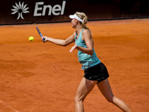 Maria Sharapova- - Internazionali-BNL d'Italia Lizenzfreie Stockbilder