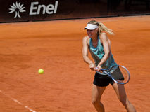 Maria Sharapova - Internazionali BNL d'Italia Royalty Free Stock Photography