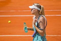 Maria Sharapova - Internazionali BNL d'Italia Stock Photography