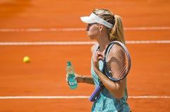 Maria Sharapova- - Internazionali-BNL d'Italia Stockfotografie