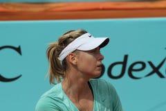 Maria Sharapova. royalty free stock image