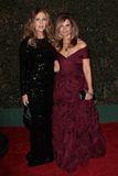 Maria Shriver, Rita Wilson. Rita Wilson and Maria Shriver  at the Academy Of Motion Picture Arts And Sciences' 3rd Annual Governor Awards, Hollywood & Highland Stock Photography