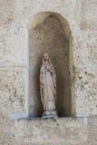 Maria Statue Stockfotografie