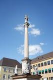 Maria Statue Freising Lizenzfreies Stockbild