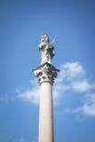 Maria Statue Freising Stock Images