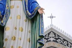 maria staty Royaltyfri Bild