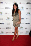 Maria T. Ho arriving at the Celebrity Casino Royale Event Royalty Free Stock Images