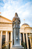 Maria Teresa monument Stock Image