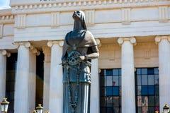 Maria Teresa monument Royalty Free Stock Images
