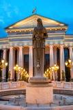 Maria Teresa monument Stock Photos