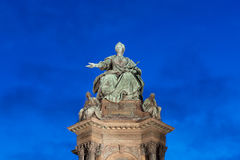 Maria Theresa Stock Photo