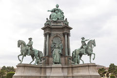 Maria Theresa monument royalty free stock photo