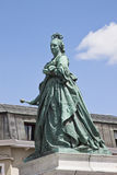 Maria Theresa monument, Klagenfurt, Austria Stock Images
