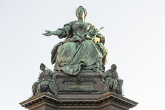 Maria Theresa monument in Vienna Royalty Free Stock Image