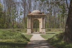 Maria Theresa Pavilion stockfotos