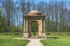 Maria Theresa Pavilion lizenzfreies stockfoto