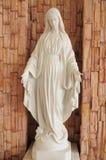 Maria virginal bendecida Imagen de archivo libre de regalías