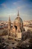 Maria Vom Siege church in Wien - Vienna Austria Royalty Free Stock Images