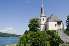 Maria wert Kloster Stockbild