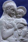 Maria y Jesús Fotografía de archivo libre de regalías