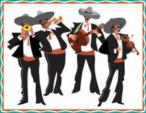 Mariachi Band Stock Photography