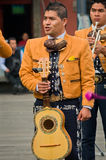 Mariachi band play mexican music Royalty Free Stock Photography