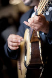 Mariachi Guitar Player Royalty Free Stock Images