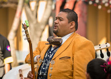 Mariachi skrzyknie sztuka meksykanina muzykę Fotografia Royalty Free