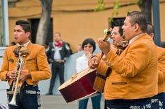 Mariachi skrzyknie sztuka meksykanina muzykę Zdjęcie Stock