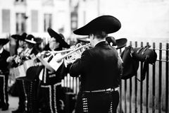 mariachis Στοκ φωτογραφία με δικαίωμα ελεύθερης χρήσης
