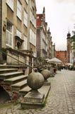 Mariacka street in Gdansk. Poland Stock Photo