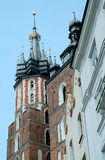 The Mariacki church Stock Photography