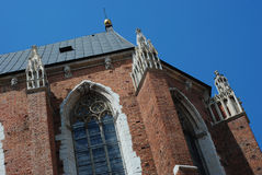 Mariacki church Royalty Free Stock Photo