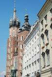 The Mariacki church Stock Photo